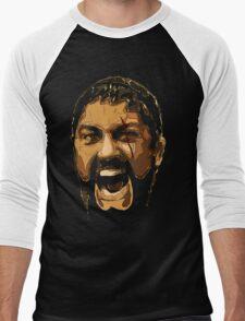 This is SPARTA! Men's Baseball ¾ T-Shirt