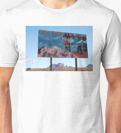 utah welcomes you Unisex T-Shirt