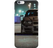 Godzilla GT-R Phone Case  iPhone Case/Skin