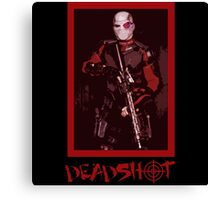 Deadshot  Canvas Print