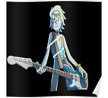 Band Rick  Poster