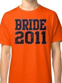 Bride 2011 Classic T-Shirt