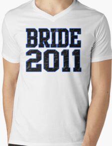 Bride 2011 Mens V-Neck T-Shirt
