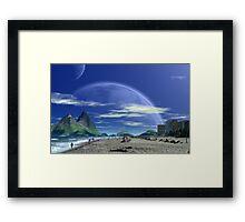 Katanis Kromis Framed Print