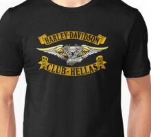 Harley Davidson Club Hellas Unisex T-Shirt