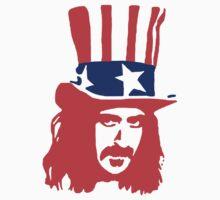 Frank Zappa Shirt by RatRock