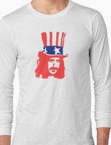 Frank Zappa Shirt Long Sleeve T-Shirt