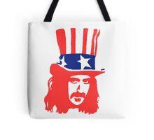 Frank Zappa Shirt Tote Bag