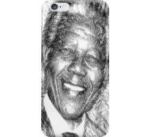 Nelson Mandela iPhone Case/Skin