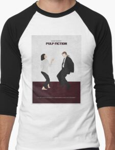 Pulp Fiction 2 Men's Baseball ¾ T-Shirt
