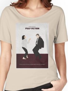 Pulp Fiction 2 Women's Relaxed Fit T-Shirt