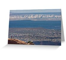 Canyonlands Island Hoppers Greeting Card