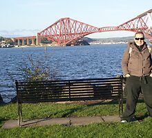 You Know Who - And The Forth Bridge by Sandra Cockayne