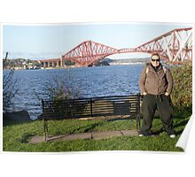 You Know Who - And The Forth Bridge Poster