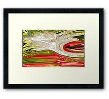 Abstract- 116 Framed Print