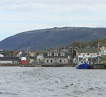 Cheticamp, Nova Scotia by Todd Weeks