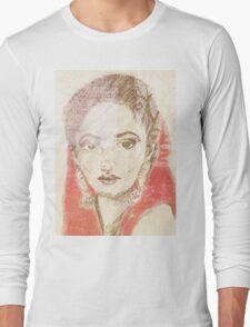 Sherazade Long Sleeve T-Shirt