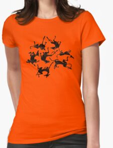 sleeping greyhounds T-Shirt