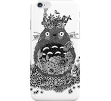 Totoro The Forest Spirit iPhone Case/Skin