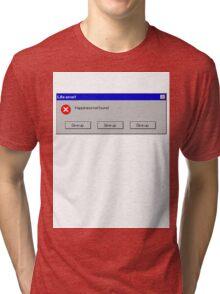 The hubris of man Tri-blend T-Shirt