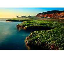 Low Tide at Sphinx Rock Photographic Print