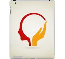 Head4 iPad Case/Skin