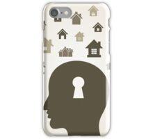House a head iPhone Case/Skin
