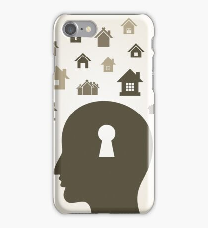 House a head iPhone Case/Skin