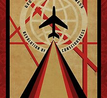 Look Up At The Skies | Revolution of Consciousness Poster by Daniel Watts