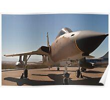 F-105D Thunderchief Poster