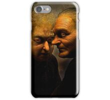 Gossips iPhone Case/Skin