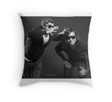"""""""Contemporary couples - Alex and Paul"""" Throw Pillow"""