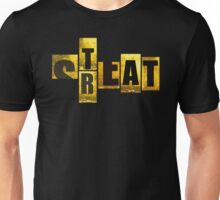 STREAT yellow mash-up Unisex T-Shirt