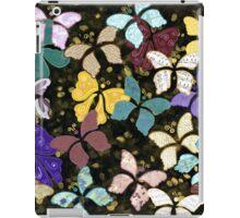 Paper Butterflies - take to flight! iPad Case/Skin