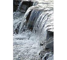 Taugahannock Creek, Ithaca, NY Photographic Print