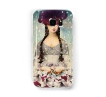 Binding Flowers Samsung Galaxy Case/Skin