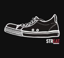 STREAT Black sneaker by STREAT