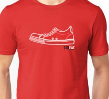 STREAT red sneaker Unisex T-Shirt