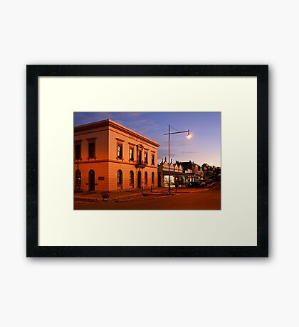 Beechworth Framed Print