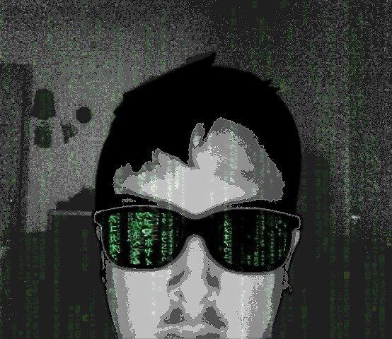 Enter the Matrix by MrJakk