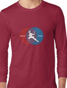 Disabilities with Attitude T-Shirt