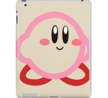 Kirby minimalist iPad Case/Skin