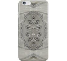 Glass Print Snow iPhone Case/Skin