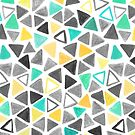 Crayon Triangles by Tangerine-Tane