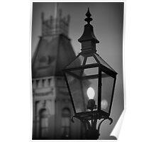 Lamplight Poster
