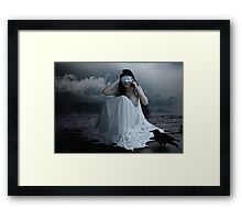 Birth of the Morrigan Framed Print