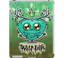 Cute Wild Love Monster iPad Case/Skin