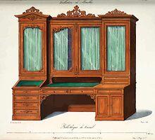 Le Garde Meuble Desire Guilmard 1839 0109 High Style Case Furniture Interior Design by wetdryvac
