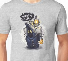 Traveling Light Cartoon Character Unisex T-Shirt