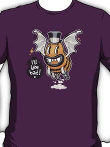 Cartoon Monster I'll Bee Bat T-Shirt